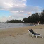 今日のサムイ島 12月7日 チェンモンビーチ