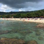 今日のサムイ島 7月20日 チャウエンノイビーチ