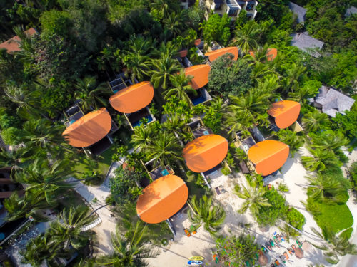 サムイ島 おすすめリゾート! ニュースタービーチリゾート ‐ 2020年料金と詳細 プロモーションあり