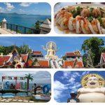 サムイ島 島内観光-プライベートツアー 概要