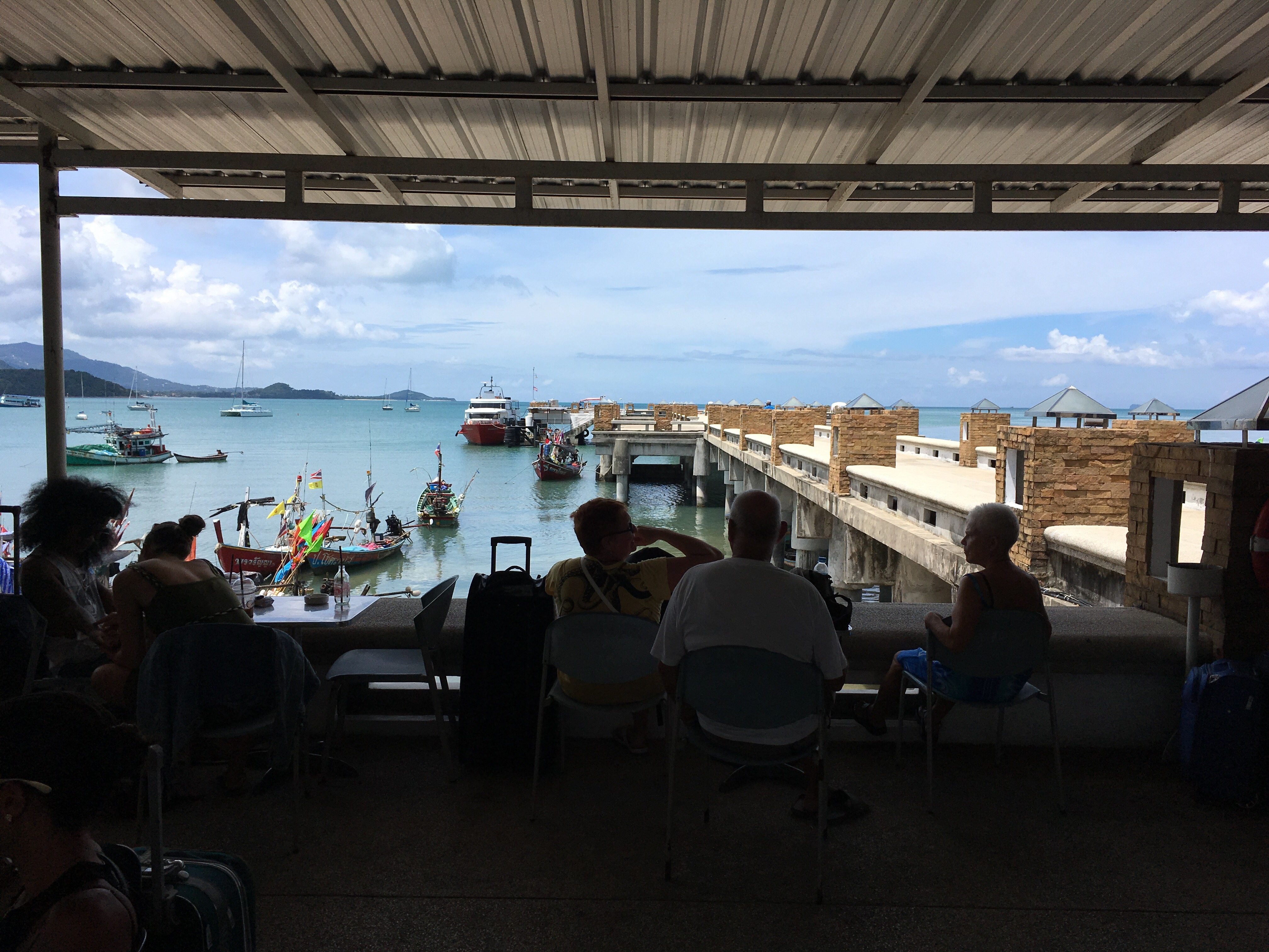 今日のサムイ島 2月22日 シートランディスカバリー