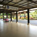 今日のサムイ島 5月8日 サムイ空港チェックインターミナル17:00