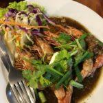 今日のサムイ島 7月31日 みんな満足JANOレストラン 洋食/タイ