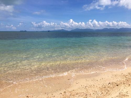 今日のサムイ島 3月4日 言葉要らずです。